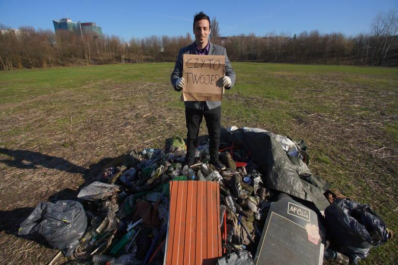 Miquel Garau Ginard Clean Action Poznan
