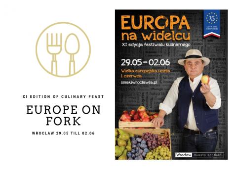 Europe on Fork, Wroclaw Culinary Feast