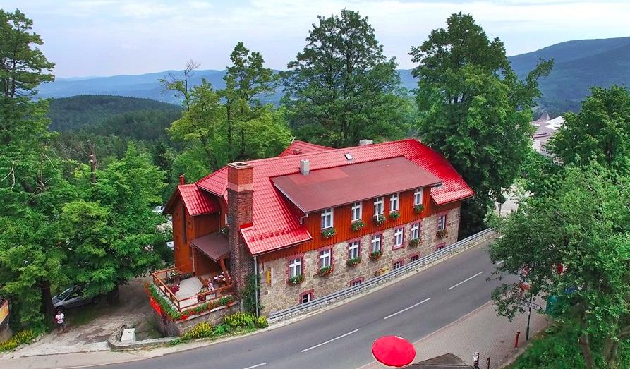 kamienczyk building